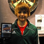 Youth Metroplex Runner-up Connor Schlebach