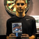 Youth Metroplex Winner Jordan Vitale