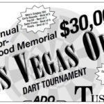 Las Vegas Open - American Darts Organization